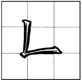 """吉他八种固定指型音阶-古人发现楷书各种笔画在""""永""""字上都能用到,把练写""""寸""""字称"""