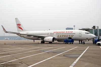 香港航空加盟青岛航空市场