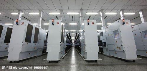 化纤设备智能化——自动化生产与智能物流融合