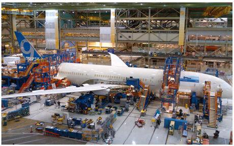海特公司大型飞行员模拟培训中心