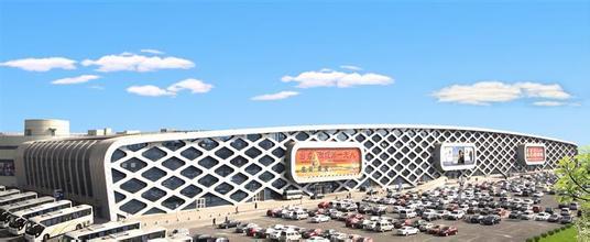 近年来,内蒙古土右旗以建设呼包鄂区域新型中等城市为总目标,坚持把项目建设作为经济发展第一要务,着力发展大商贸、大流通,不断提升第三产业的规模、质量和服务水平,引进了内蒙古辛集皮革城等一批商贸流通重点项目,为经济持续快速发展奠定了坚实基础。9月29号,辛集皮革城一期工程已建成并投入试运营。   记者在位于新城区敕勒川大街西侧、阿勒坦大道北侧的内蒙古辛集皮革城看到,广场上彩球飘扬、热闹非凡。来这里观光购物休闲的周边市民络绎不绝。   据了解,投资3.