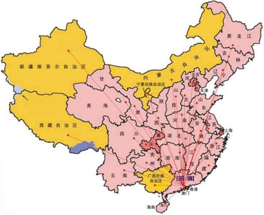 中国物流面向平台化整合是必然趋势